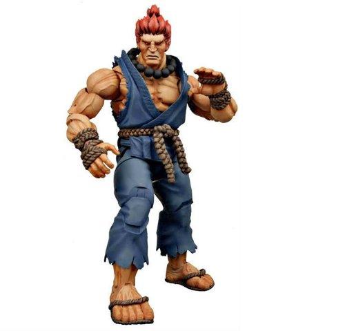 Street Fighter IV NECA Series 2 Player Select Action Figure Akuma