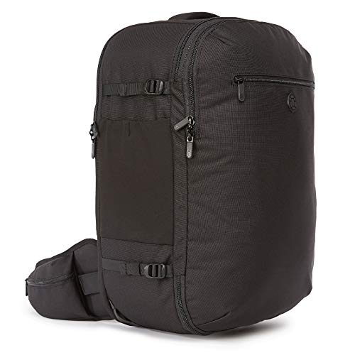 Tortuga Men's Setout 45L - Max-Size Carry On Travel Backpack (Black)