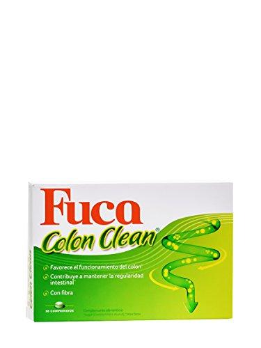 Fuca Colon Clean, 30 Comprimidos, Pack de 1