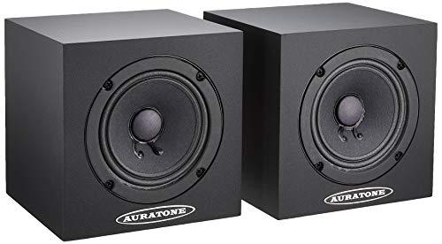 AURATONE(オーラトーン)5C Super Sound Cube (Pair=2本1組) 、Black(黒)