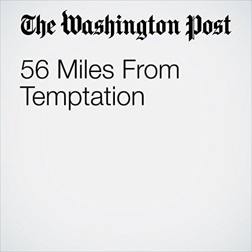 56 Miles From Temptation copertina