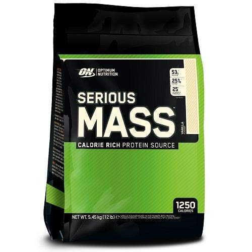 Optimum Serious Mass 5454g(Vanille)