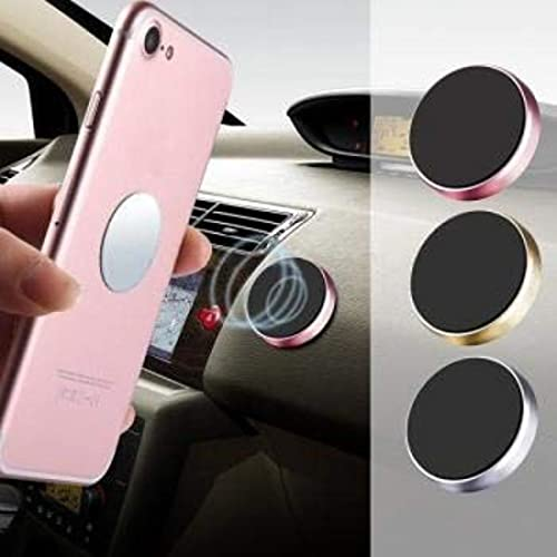 Digilex Mini Magnetic Car Dashboard Mount Mobile Phone Holder with Metal Body
