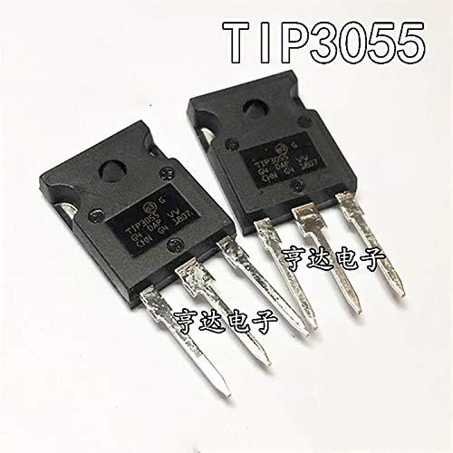10 STÜCKE TIP3055 TOP-247