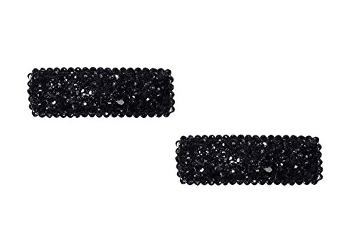 "Beauty Shopping Anna Belen Girls""Delilah"" Small Glitter Hair Clip (2 Pieces)"