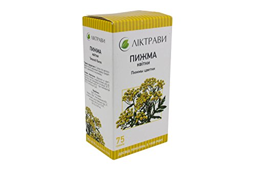 Rainfarn 75g | Tanaceti flores | Пижма цветки | Heilpflanzen | Heilkräuter