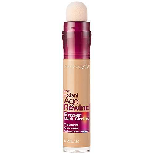 Maybelline Corrector de Maquillaje Instant Age Rewind, Sable Sand, 6 ml