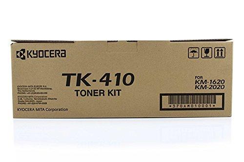 Kyocera KM 2050 -Original Kyocera 370AM010 / TK410 - Black Toner Cartridge -