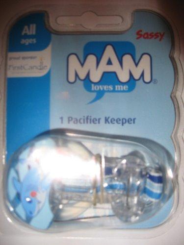 MAM Pacifier Keeper Assorted Animals