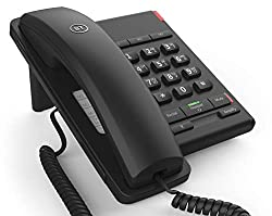 3 quick dial memories 3 ring tones Headset socket Inductive coupler PBX compatible