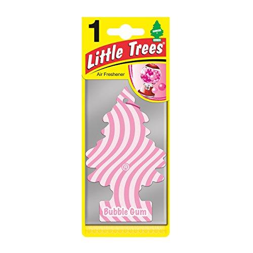 Little Trees MTR0066 Lufterfrischer, Bubble Gum, 10 Stück