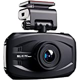 WheelWitness HD PRO Mark II – Premium Dash Cam - 2021 Model - Sony Starvis - Super Capacitor - iOS Android App - 170° Super Wide Lens - Night Vision Dashboard Camera - for 12V Cars & Trucks