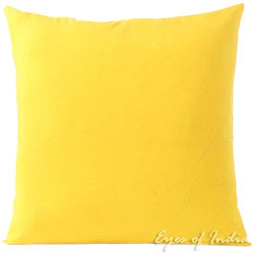 Cojin amarillo pastel para sala