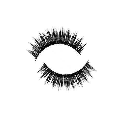 5 Pairs la mode faux doux natural black outil de maquillage oeil lash extensions des faux cils épaisse