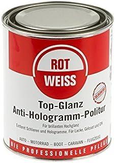 Rotweiss Rot Weiss 1500 Top Glanz Politur 750ml