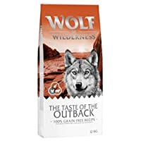 100% GRAIN AND POTATO-FREE: with nutritious pulses, suitable for dogs with food sensitivities. Complete food for adult dogs. This kibble is made with lots of regional fresh kangaroo, chicken and beef, enriched with berries and wild herbs typical to t...