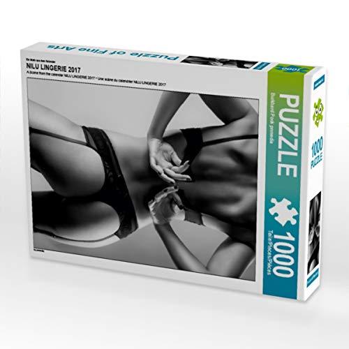 CALVENDO Puzzle NILU Lingerie 2017 1000 Teile Lege-Größe 48 x 64 cm Foto-Puzzle Bild von Burkhard Pook