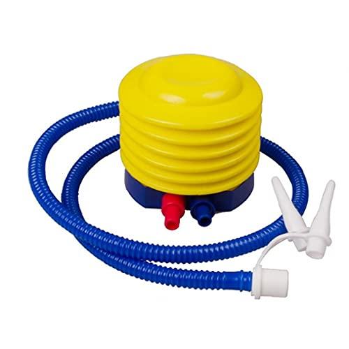 Opblaasbare bal pomp zomer draagbare hand voet pomp zwembad speelgoed accessoires bad benodigdheden