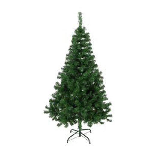 Christbaum in grün 180 CM hoch Weihnachtsbaum Tannenbaum Kunststoff mit Ständer