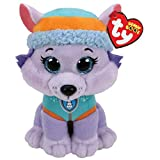 Ty- Patrulla Canina Small-Everest - Peluche, Multicolor