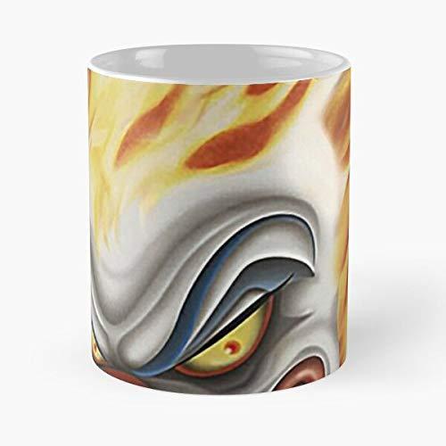 Metal 2 1996 Twisted Migliore Tazza da caffè Regalo 11 oz