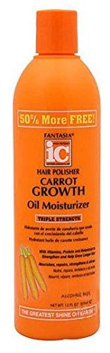 Fantasia IC Soin Hydratant a l'huile de carotte 355 ml