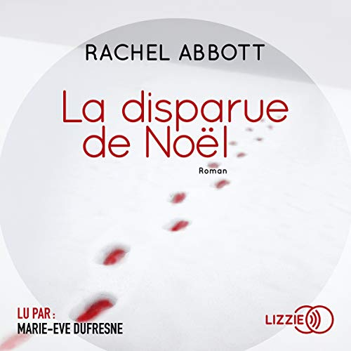 La disparue de Noël cover art