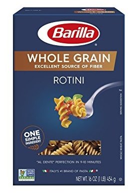 Barilla Whole A surprise price is realized Grain Rotini Pasta 16 2 oz. Pack Sale price of