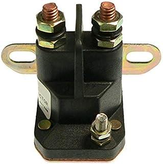 Cyclist store SSE6002 solenoide del arrancador de relé Compatible For Polaris ATV y MTD cortacésped / 3-Terminal / 3083211, 4010930/725 a 0771/6699-102