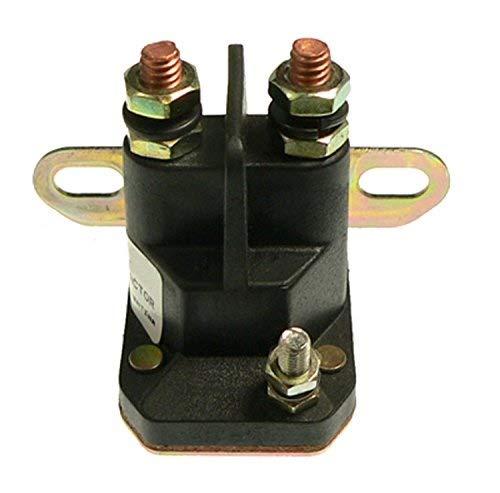 SCSY-Hohe Qualität 4010930/725-0771/6699-102, SSE6002 Starter Solenoidrelais for Polaris ATV & MTD Rasenmäher / 3-Terminal / 3083211