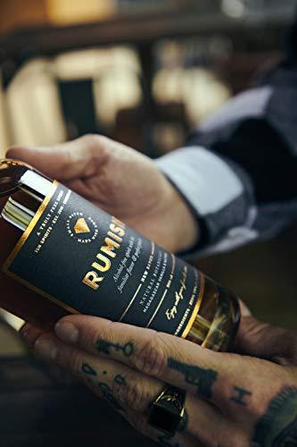 ISH Spirits RumISH alkoholfreier Rum – 500ml - Premium Spirituose mit weniger als 0,5% Alkohol und vollem Rum-Geschmack, aus natürlichen Pflanzen, perfekt für alkoholfreie Cocktails und Longdrinks - 2