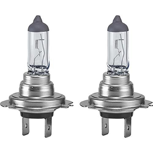Unitec 77781 Lot de 2 ampoules de phare principal H7 Xenon MegaWhite 12 V, 55 W