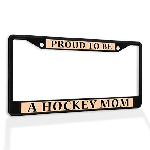 hockey mom license plate frame - 8