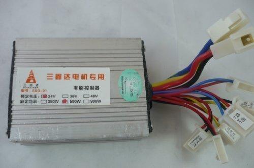 HMParts Steuergerät/Controller 24 V 500 W Sanxingda SXD-01 E - Scooter