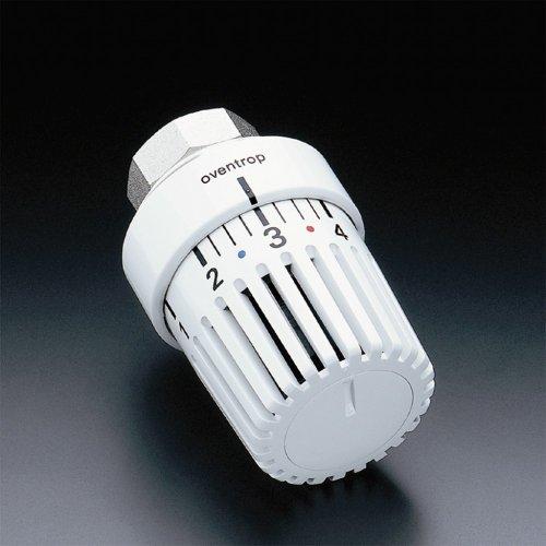 Oventrop Thermostatkopf Uni LH ohne Nullstellung 7-28 °C Art. Nr. 1011464