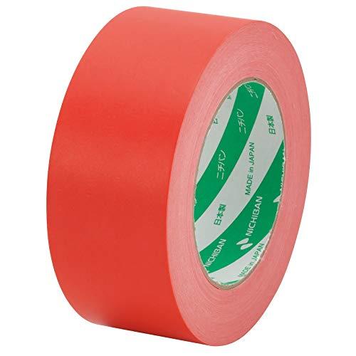 ニチバン ハイクラフトテープ 赤 幅50mm×長さ50m 1巻 No.321WC
