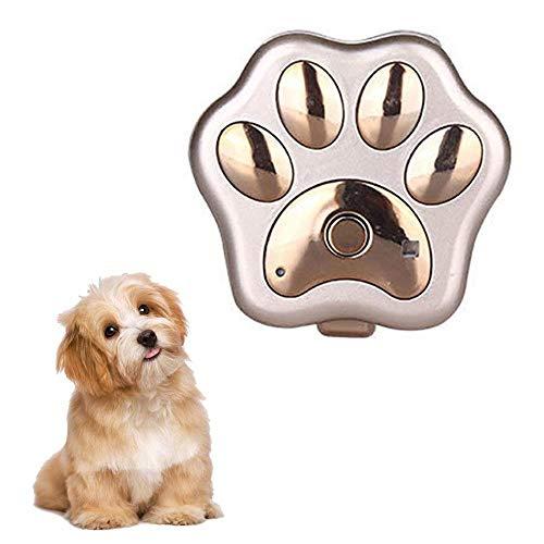 LNLJ Tracker 3G voor huisdieren, accessoires voor hondenhalsband, IP66, waterdicht, stand-by lange levensduur, Smart Anti-Lost, met nachtlampje