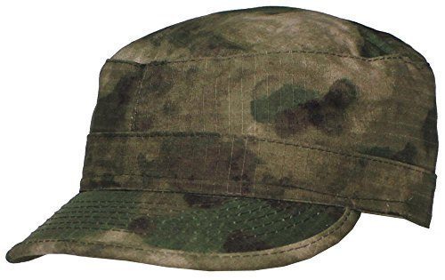 MFH US ARMY STYLE FIELD CAP HDT FOLIAGE GREEN ATACS STYLE