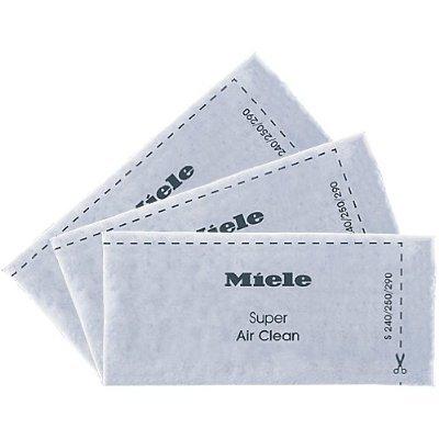 Original Miele Super-Luftfilter, 3er-Pack