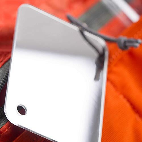 Osprey Ultralight Washbag Roll - Poppy Orange