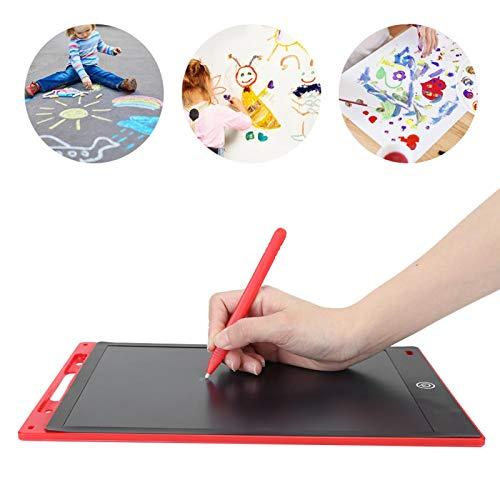 COHU Tableta de Escritura, Tableta de Escritura LCD Ultrafina con lápiz óptico para la Escuela para el hogar