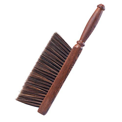 Carry Bed borstel Kip vleugel hout veegmachine borstel huishoudelijke zachte vacht slaapbank manen borstel slaapkamer schoonmaken artefact Antibotsing