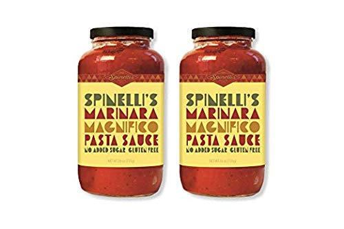 SPINELLIS SAUCE CO Marinara Magnifico Pasta Sauce, 26 OZ, 2 JARS