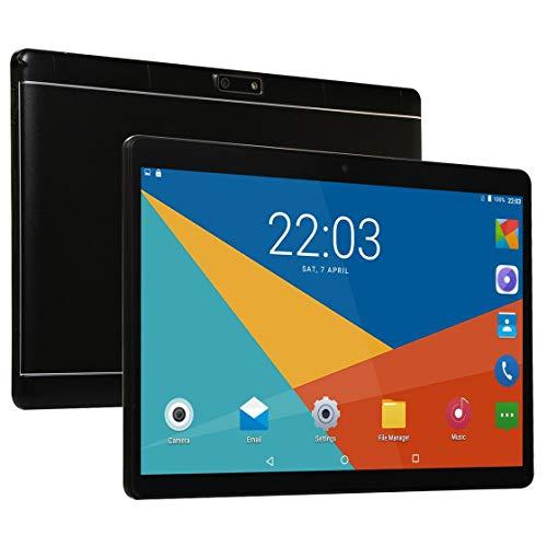Jessicadaphne Tableta de 10,1 Pulgadas, Ordenador portátil, Ordenador portátil, WiFi, Mini Netbook, Ranura USB, Teclado, ratón, tabletas, teléfono GPS