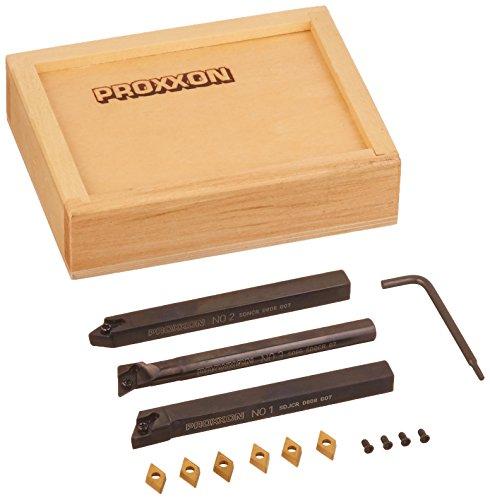 Proxxon Stahlhaltersatz 8 x 8 x 90 mit HM-Wendep, 24555