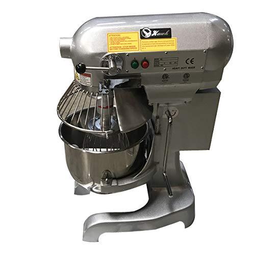 Commercial Mixer NSF Bakery Pizza Dough Mixer 10-Quart Commercial Grinder Stand Mixer 274PTM10