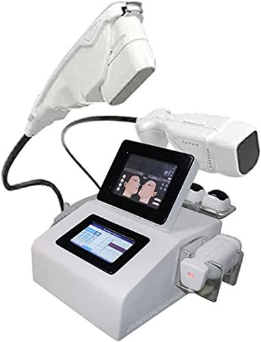 XHLLX Schönheit Gerät, 2 in 1 Hifu & Liposonix-Maschine, Anti Altern, Straffung, Gewichtsverlust, Hautstraffungsmaschine HIFU intensitätsorientierter Ultraschall-Hifu-Gesichtsbehandlung