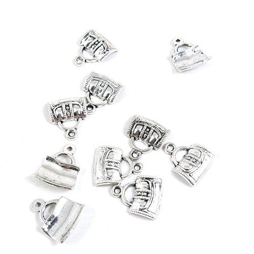 A3QG7T Schmuck-Anhänger/Schultertasche/Handtasche/Handtasche/Handtasche/Handtasche/Handarbeit/Basteln/Basteln/Perlen, 350 Stück
