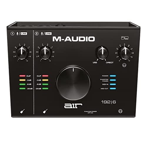 M-Audio AIR 192 6 2-in-2-out Bild