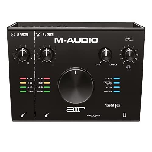 inMusic Europe Limited -  M-Audio AIR 192 | 6